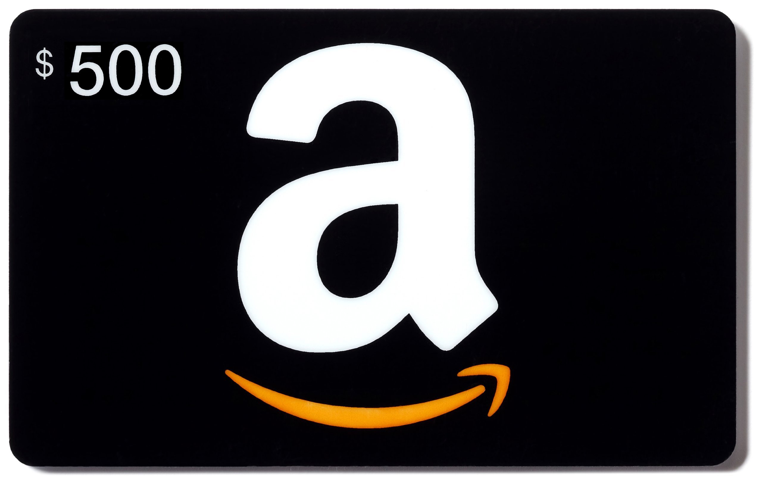Amazon.com $500 Gift Card in a Greeting Card (Thank You Design) by Amazon (Image #5)