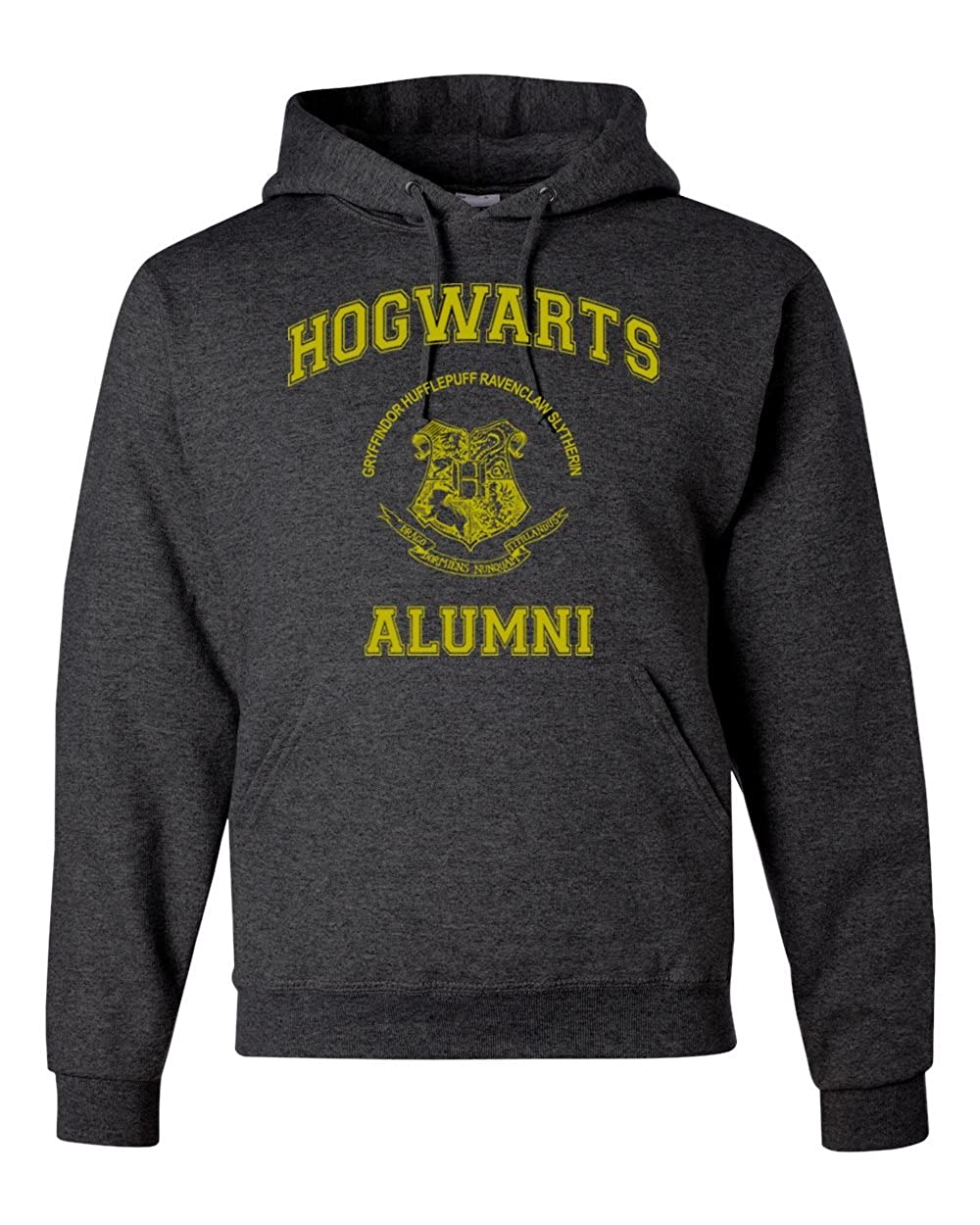 Hogwarts Alumni Harry Potter Unisex Hooded Sweatshirt Fashion Hoodie