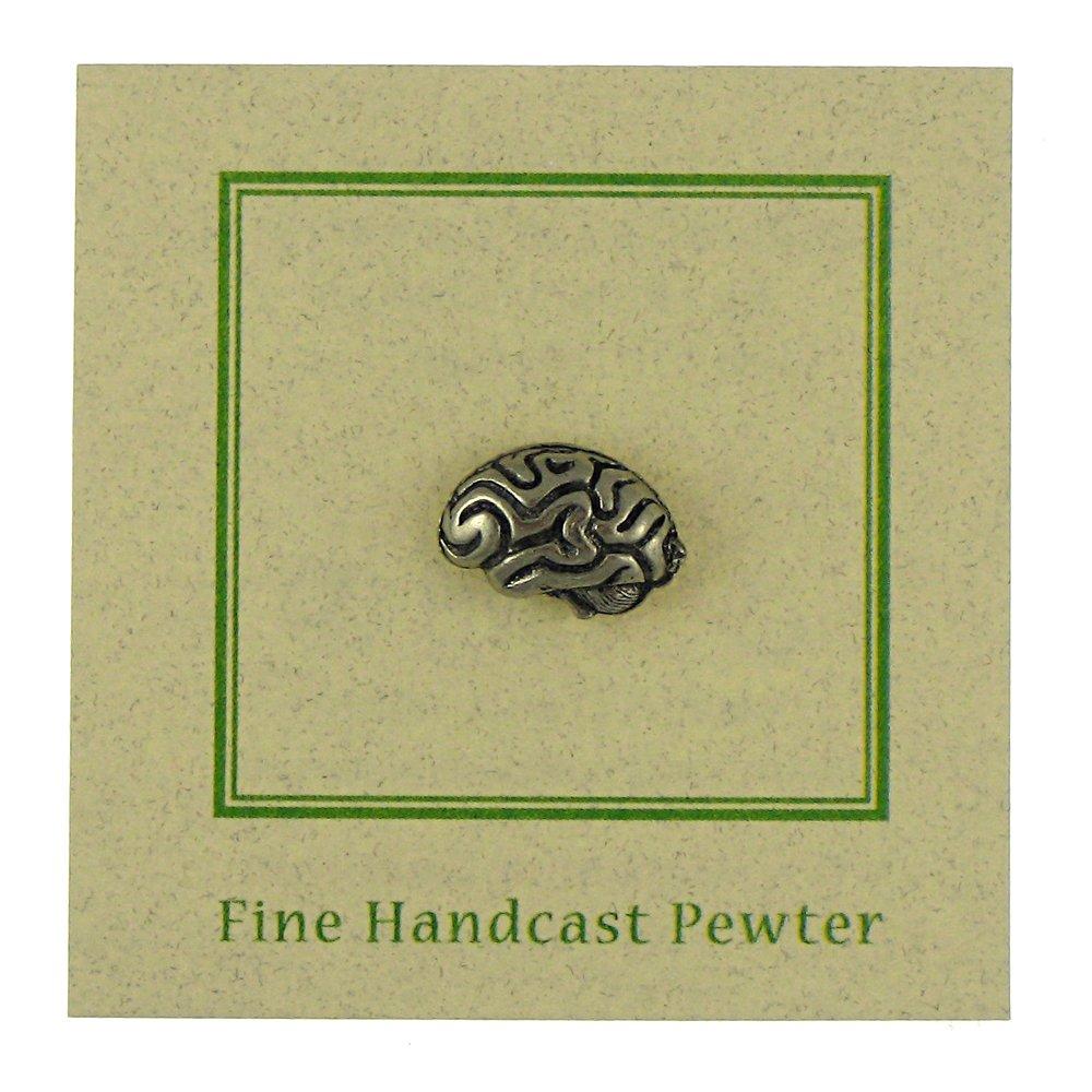 Jim Clift Design Brain Lapel Pin - 10 Count by Jim Clift Design (Image #3)