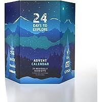 Ultimate Adviento Calendario 2021 para hombres, Dove Men+Cuidado, RADOX, LYNX, Claro, Vaselina, VO5, ToniandGuy, 24…