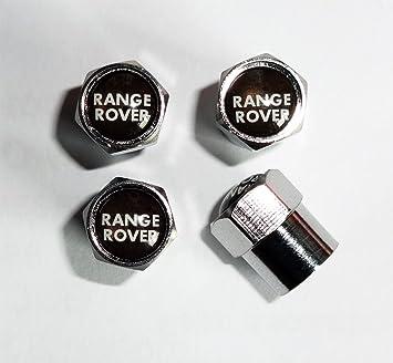 Tapones embellecedores para válvula de rueda de Range Rover Sport, Vogue, HSE y Evoque