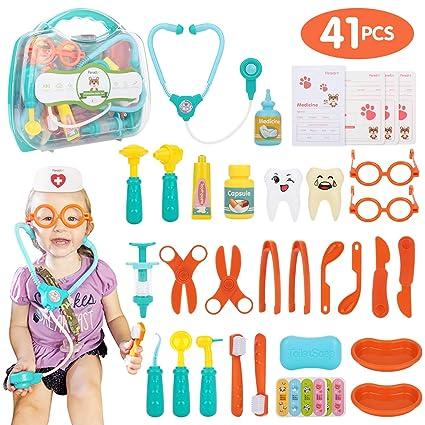 Amazon.com: Peradix - Juego de 41 piezas para niños de ...