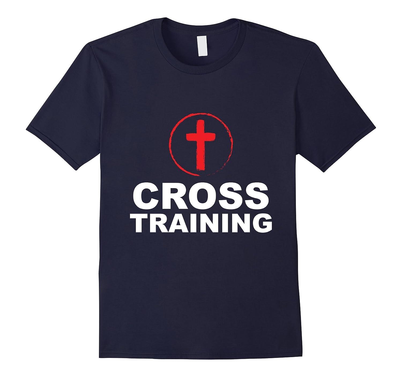 Cross Training Christian T Shirt-Vaci