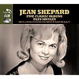5 Classic Albums Plus Single- Jean Shepard