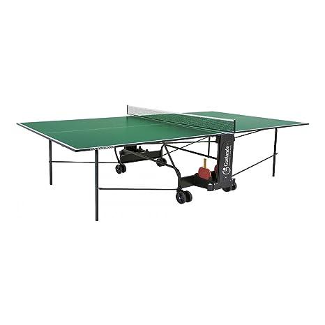 Challenge Indoor - mesa de ping pong: Amazon.es: Deportes y aire libre