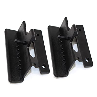Ezzy Auto Pack of 2 Center Console Armrest Lid Latch fit for GM 20864151 20864153 20864154: Automotive