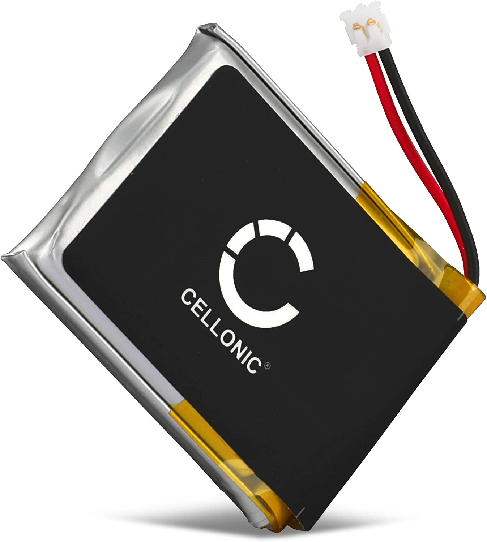 CELLONIC® Batería Premium Compatible con Garmin Fenix 3 / Fenix 3 HR, 361-00034-02 300mAh Pila Repuesto bateria