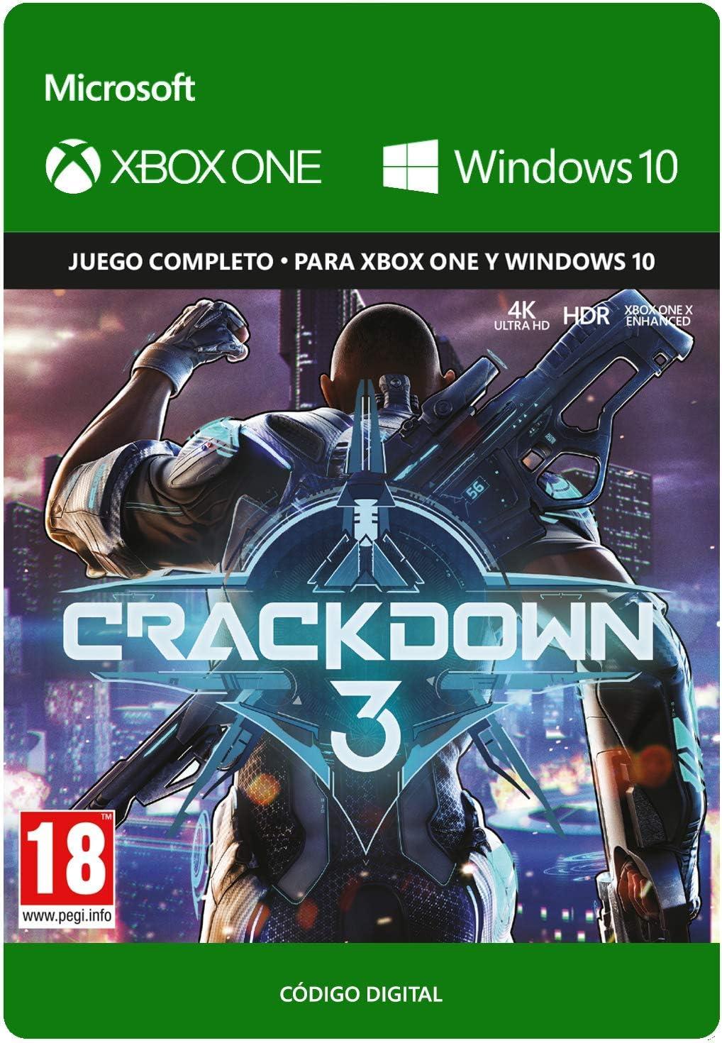 Crackdown 3   Xbox One - Código de descarga: Amazon.es: Videojuegos