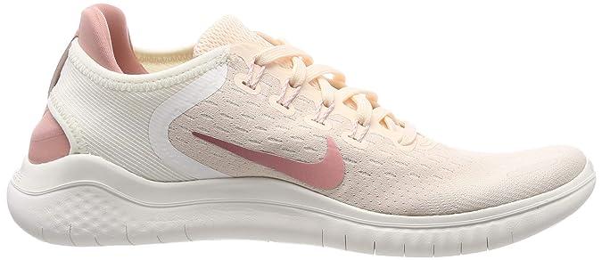 Nike Free RN 2018 Damen Laufschuh guava icerust pink sail pink tint 942837 802