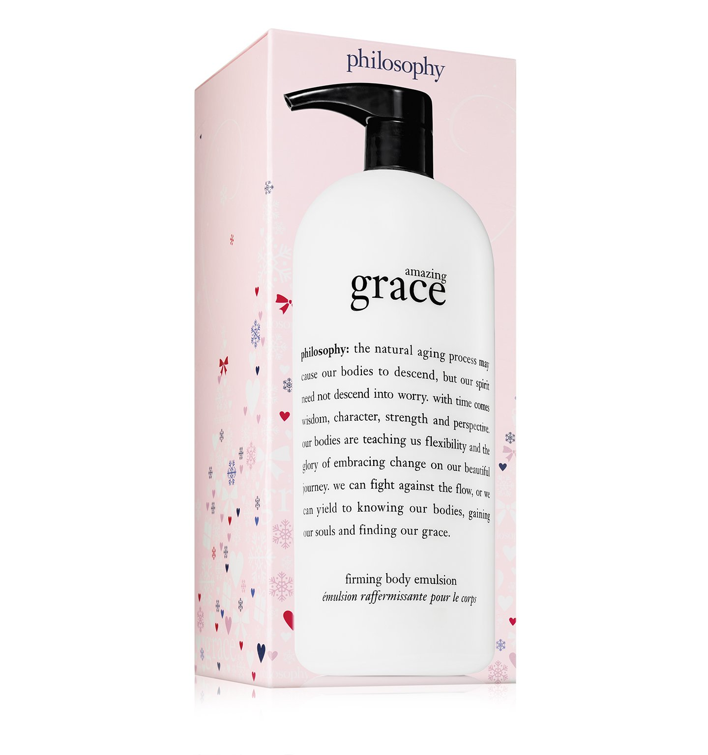 Philosophy Amazing Grace Firming Body Emulsion, 32 Ounce