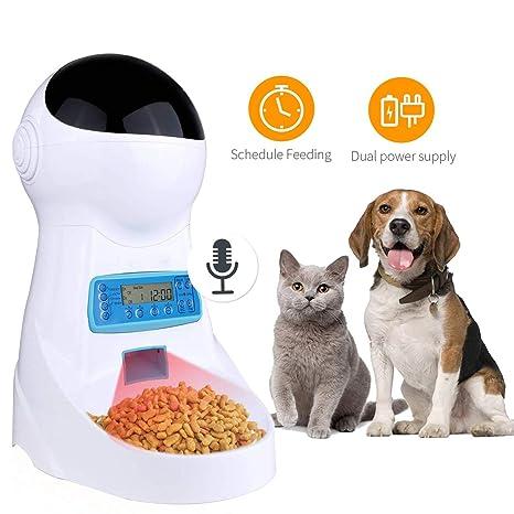 Amazon.com: WYYZSS Alimentador automático para mascotas ...