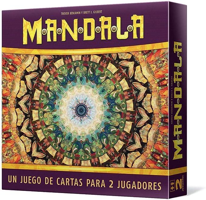 Asmodée- Mandala - Español, Multicolor (LKGMA01ES): Amazon.es: Juguetes y juegos