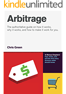 Amazon online arbitrage black white version no private arbitrage the authoritative guide on how it works why it works and how fandeluxe Image collections