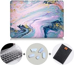 PrettyR - Funda de mármol para MacBook Air Pro Retina 11 12 13 15 16 pulgadas 2020 cubierta para Mac Book pro 13.3 Laptop Sleeve Coque a2289 a2251-MB16-Air 13 A1932 A2179