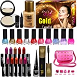 Color Diva Makeup Combo Sets With Skin Diva Skin Care Facail Kit-80g Pack of 23 Pc