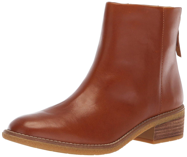Tan Sperry Womens Maya Belle Boots