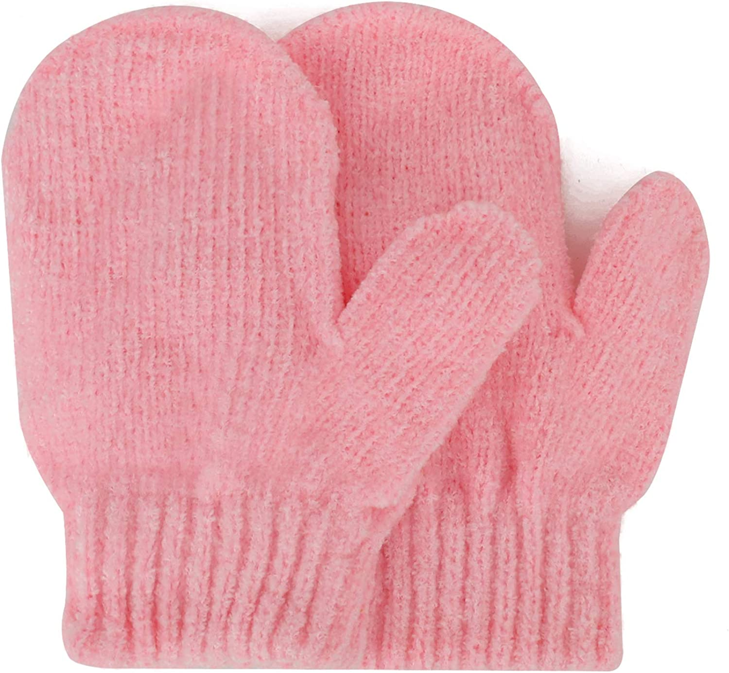 Armycrew Winter Toddler Soft Chenille Mitten Glove