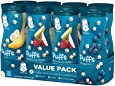 Gerber Graduates Puffs Cereal Snack, Value Variety Pack 1.48 oz, 8 ct.