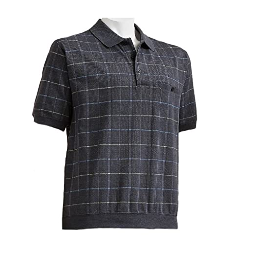 c88d4a53b03e Safe Harbor Banded Bottom Men's Shirt (medium) at Amazon Men's Clothing  store: