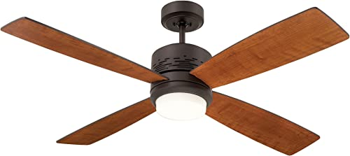 Emerson Ceiling Fans CF430ORB Highrise Modern Ceiling Fan