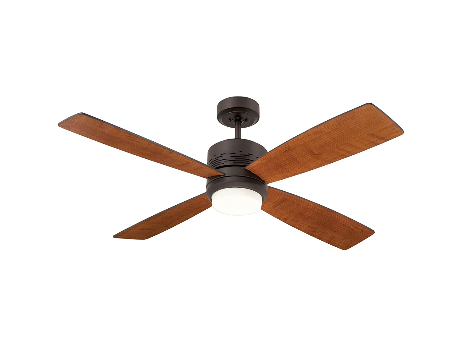 Emerson ceiling fans cf430bs highrise modern ceiling fan with light emerson ceiling fans cf430bs highrise modern ceiling fan with light and wall control 50 inch blades brushed steel finish amazon mozeypictures Choice Image