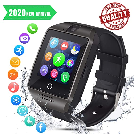Smartwatch Bluetooth Hombre Reloj Inteligente con Whatsapp ...