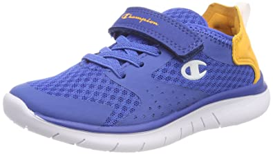 15ec0024504f8 Champion Unisex Kids  Low Cut Shoe Alpha Cloud B PS Running (Royal Blue  BS036