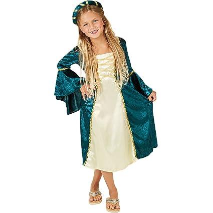 d05ba6b76072 dressforfun Costume da Bambina - Principessa del Castello ...