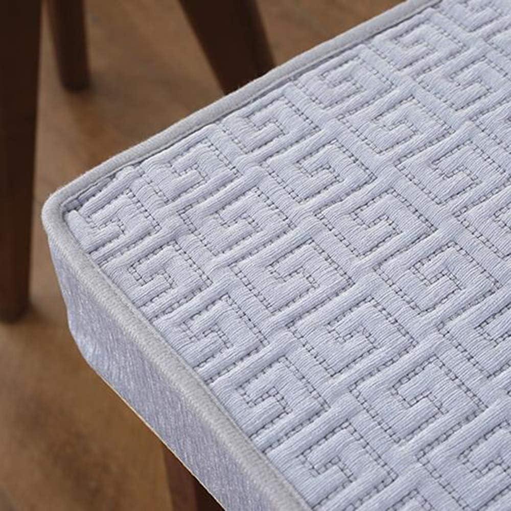16x16x2inch Coussin chaise carr/é coussins si/ège en mousse /à m/émoire forme pour la cuisine coussin coussin rehausseur si/ège bureau pour tatami chaises bureau oreiller plancher-e 40x40x5cm