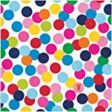 French Bull Birthday Dots- 3-Ply Luncheon Napkins, 20-Count