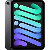 2021 Apple iPad Mini (Wi-Fi + Cellular, 64GB) - Space Grey (6th Generation)