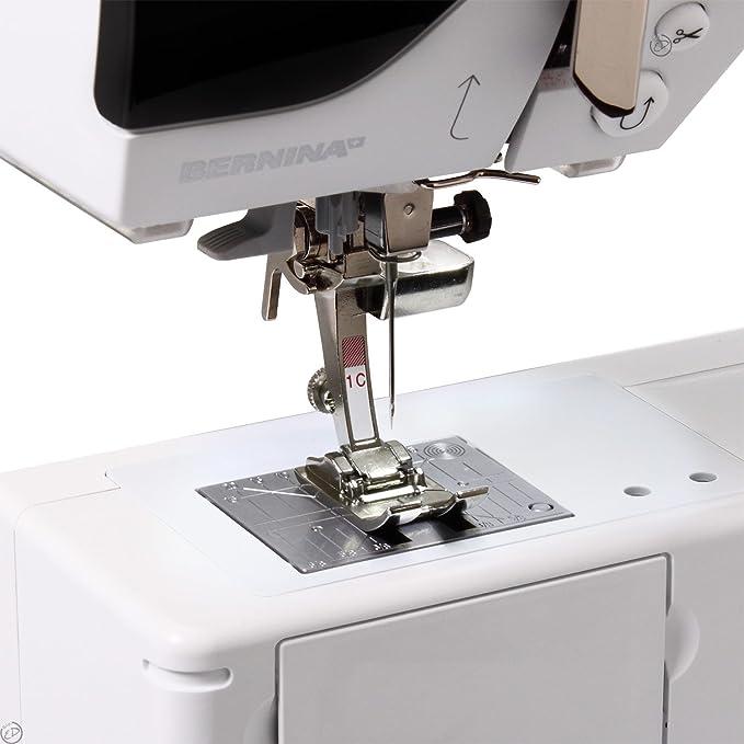 maquina coser y bordar Bernina 580 con modulo de bordado: Amazon ...