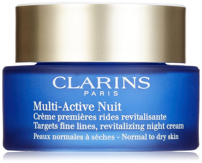 Clarins Multi-Active Night Cream, 50 ml 3380810045345 CLA00056_-50ML