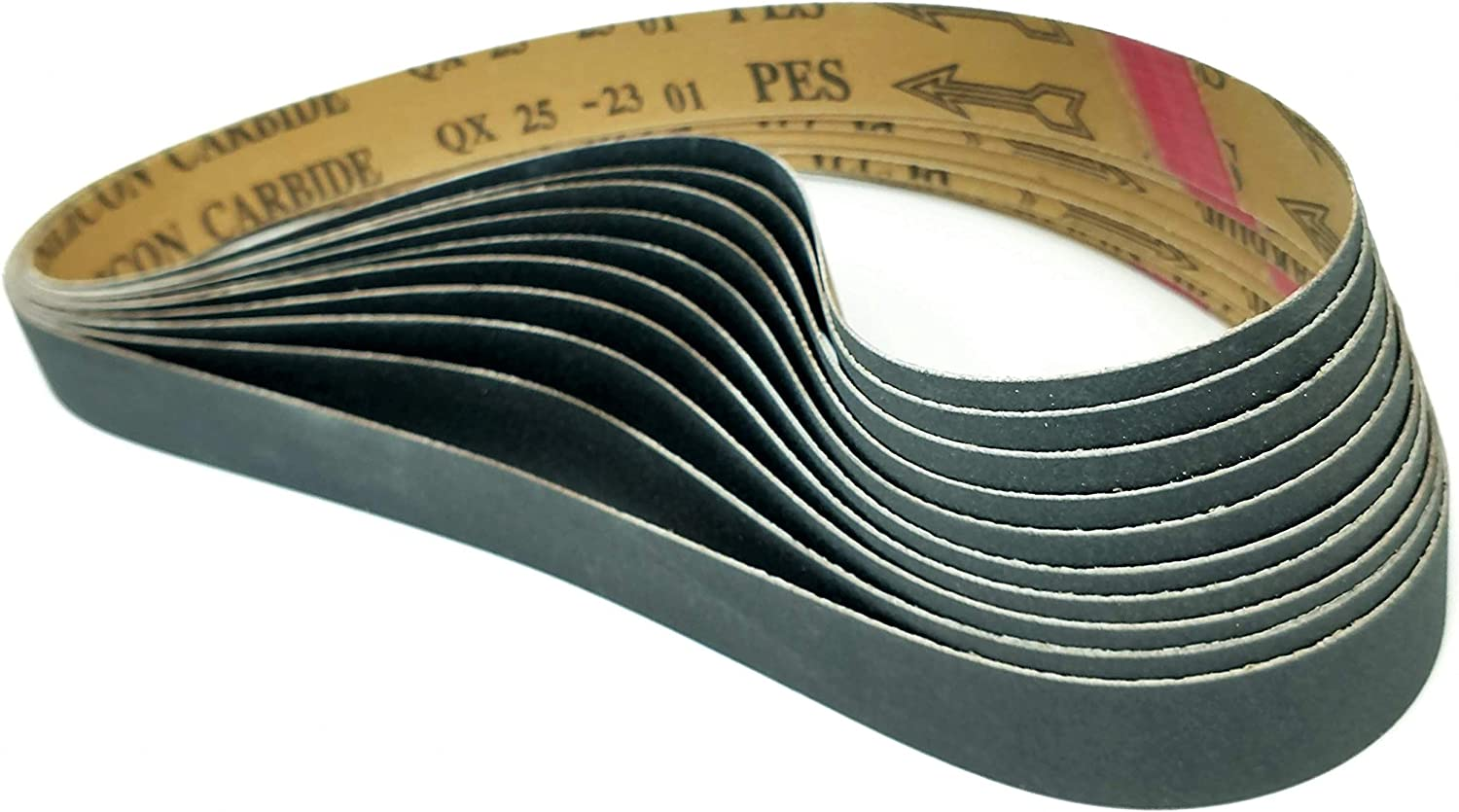 1 x 30 Sanding Belt Film-Sharpening 10pc or 30pc Combo of Your Preferred Grit