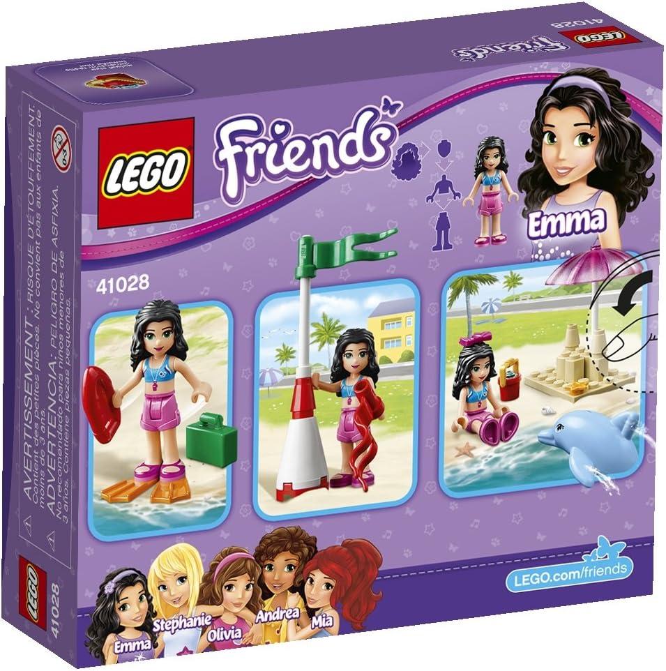 LEGO Friends 41028 La Postazione da Bagnina di Emma