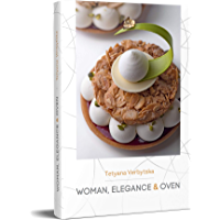 Woman, elegance & oven