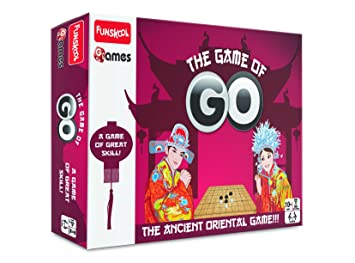 Funskool The Game of Go, Multi Color