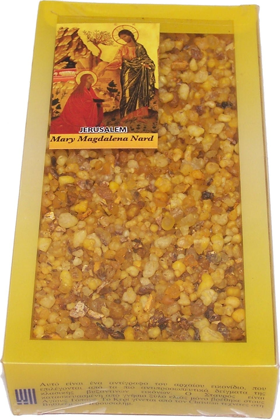 Mary Magdalena Nard Incense from the Holy Land - 100 grams (3.5 ounces)