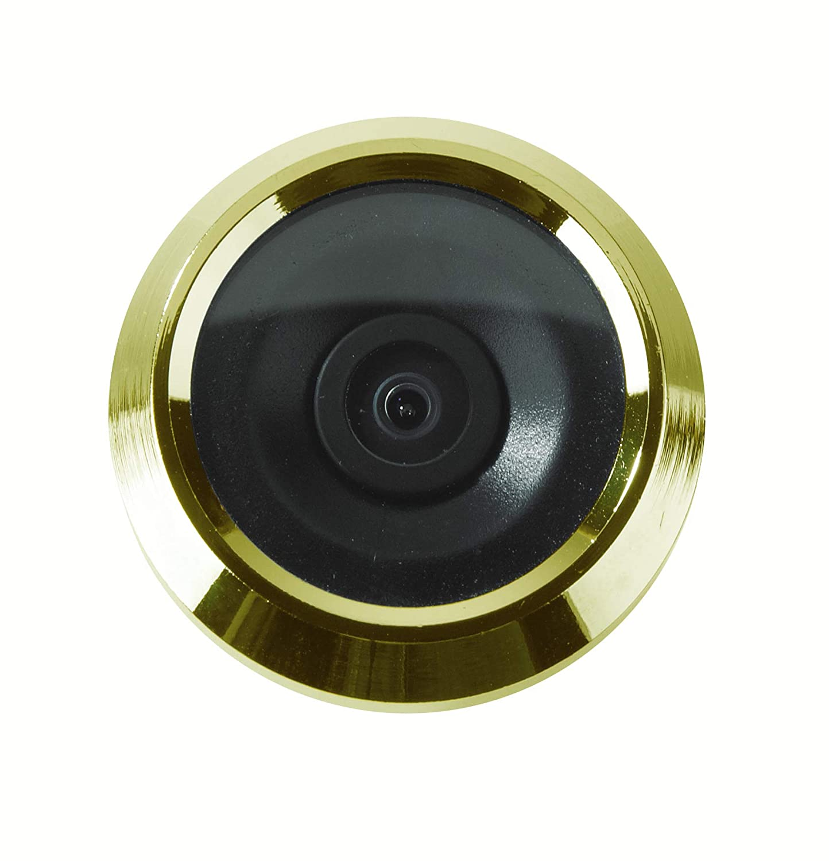 Yale 45050014321002 C/ámara Mirilla Digital Dorado