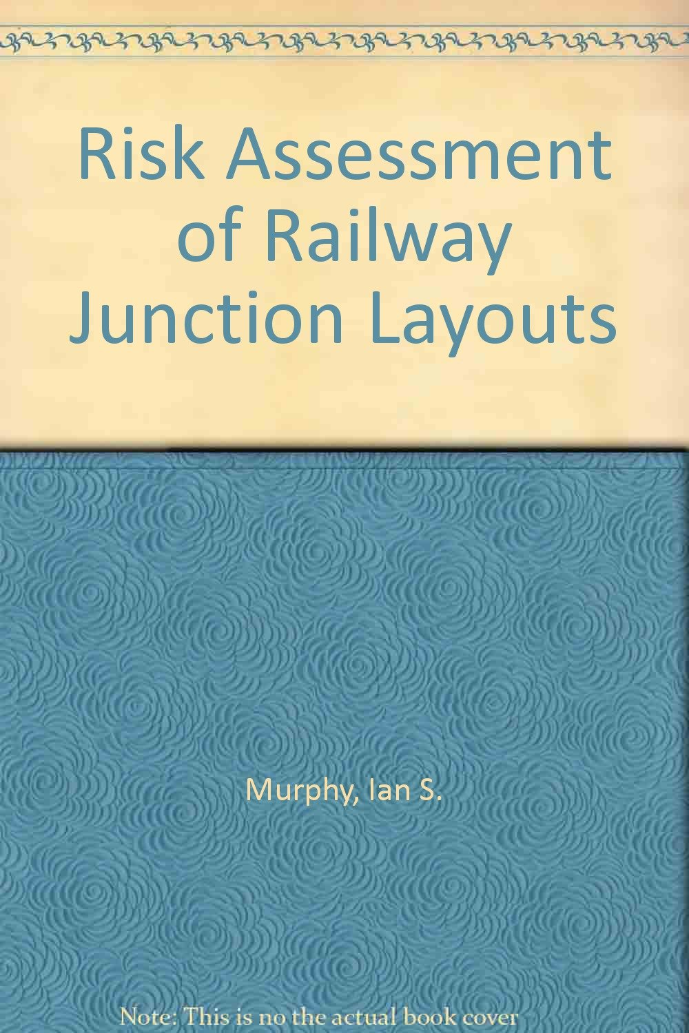Risk Assessment of Railway Junction Layouts: Amazon.co.uk: Ian S ...