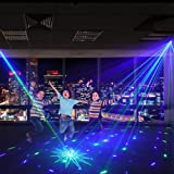 SUNY Laser Lights for Party Music Laser Projector