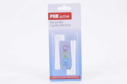 RECAMBIO CEPILLO DENTAL ELECT.PHB ACTIVE
