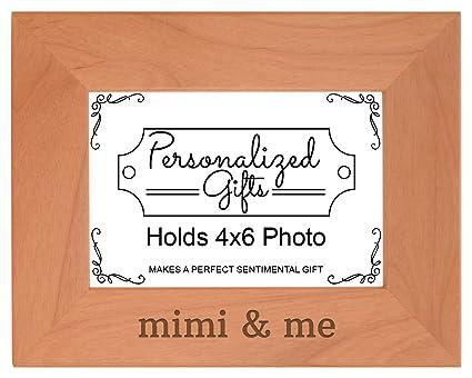Amazon.com - Personalized Gifts Grandma Gift Mimi Me Grandchild ... 59bf56665