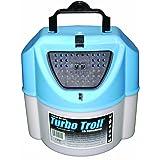Challenge 50114 Turbo Troll Bait Bucket, 8 Quart, White