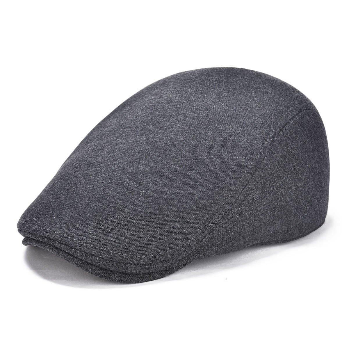 VOBOOM Men s Cotton Flat Ivy Gatsby Newsboy Driving Hat Cap 039 product  image e83bab0f30dc