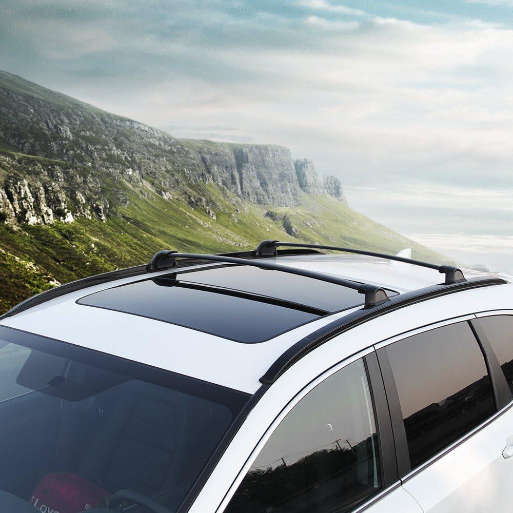 Fit Honda CRV CR-V 2017 2018 2019 top roof rack rail Luggage Carrier cross bar