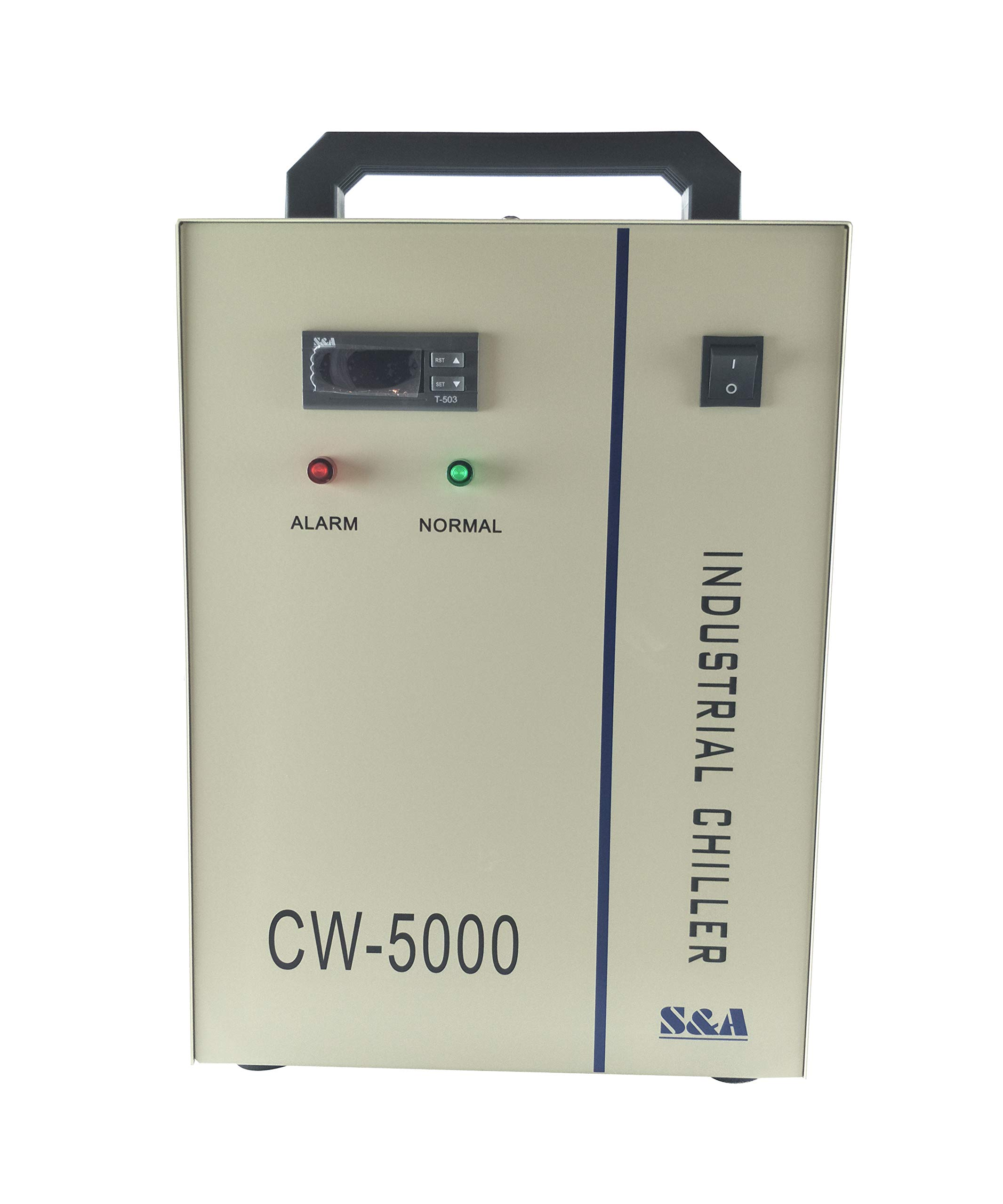 Industrial Water Chiller for CNC/ Laser Engraver with refrigerat CW-5000 series by TEYU (Image #4)