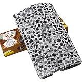 50 PCS Baking Parchment Wax Paper Nougat Candy Wrapper 25X21.8 CM Black
