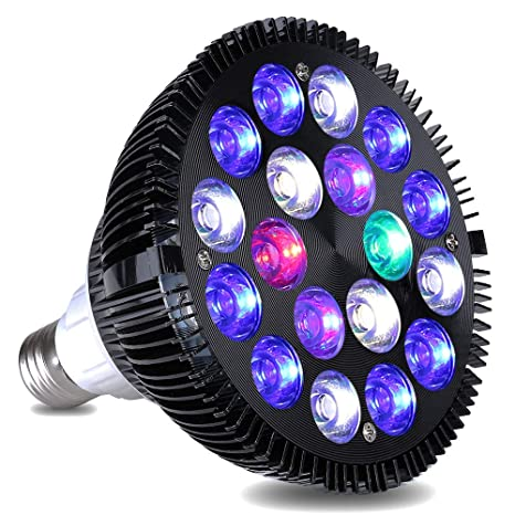 Amazon Com Kingbo Led Aquarium Light Nano 18w Led Aquarium