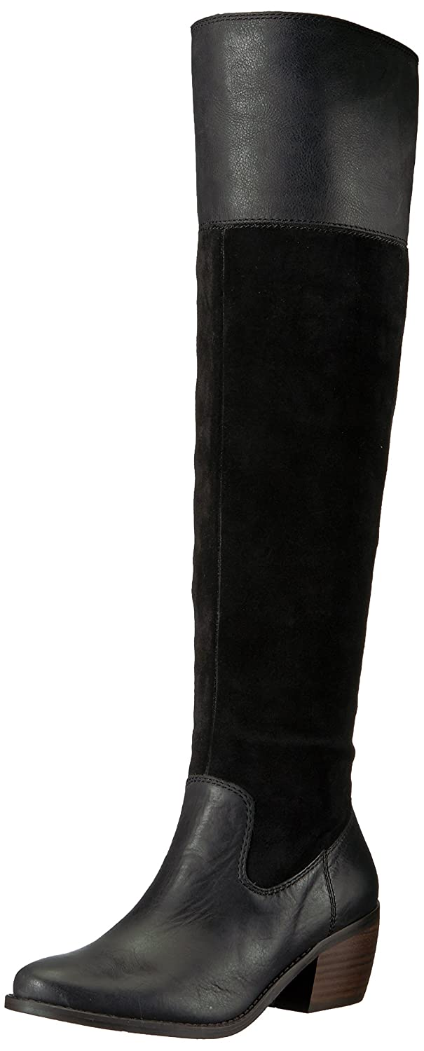 Lucky Brand Women's Komah Fashion Boot B07146KS5W 9.5 B(M) US|Black